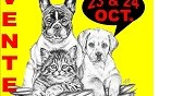 8me salon du chiot bordeaux animaliades 23 et 24 octobre